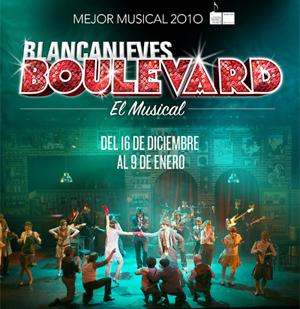 Blancanieves Boulevard