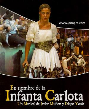 En nombre de la Infanta Carlota